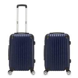 20 inch Waterproof Spinner Luggage Travel Business Large Cap