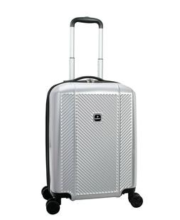 "$360 New TAG Spectrum 20"" Carry-On Luggage Suitcase Hard cas"