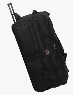 4- Large 36 Inch Rolling Wheeled Duffel Bags Luggage Heavy D