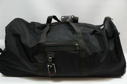 TUMI 69342HKO Bridgeway Large Black Wheeled Duffle Bag