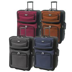"Amsterdam 29"" Large Lightweight Expandable Rolling Luggage S"