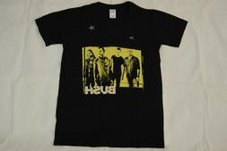 BUSH GROUP PHOTO T SHIRT NEW OFFICIAL BAND GAVIN ROSSDALE RA