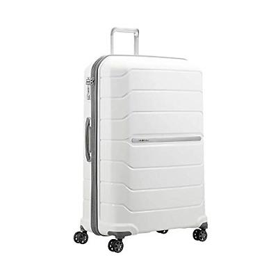 octolite spinner carry on luggage large white