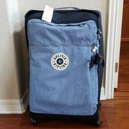 New w tag Kipling Darcey Large Soft Structure Rolling Travel