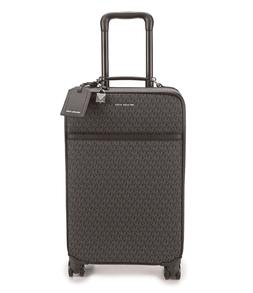 signature black travel trolley carry on 4