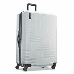 American Tourister Stratum XLT Checked Large 28 Inch Bright