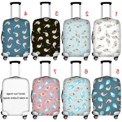 Thick Elastic Travel Luggage Cover Suitcase Protector Anti S