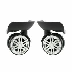 Universal Suitcase Luggage Caster Replacement Wheels for Tra