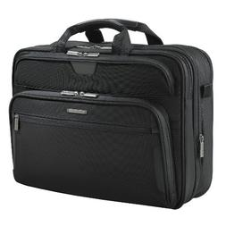 Briggs & Riley @ Work Luggage Large Expandable Brief, Black