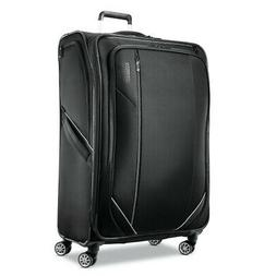 "American Tourister Zoom Turbo 28"" Large Checked Luggage Spin"